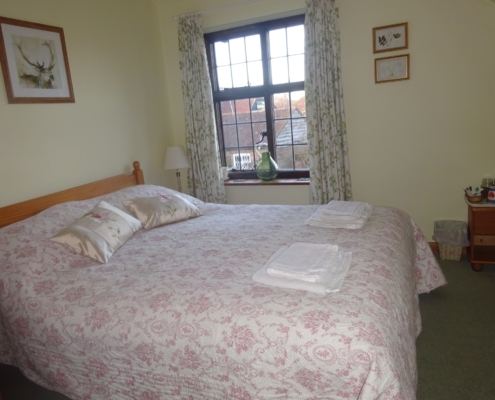 Strawberry Cottage - Double Room