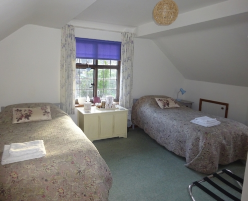 Strawberry Cottage - Twin Room