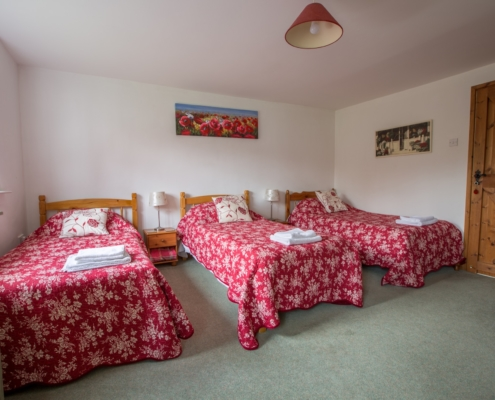 Strawberry Cottage Bed & Breakfast - Triple Room